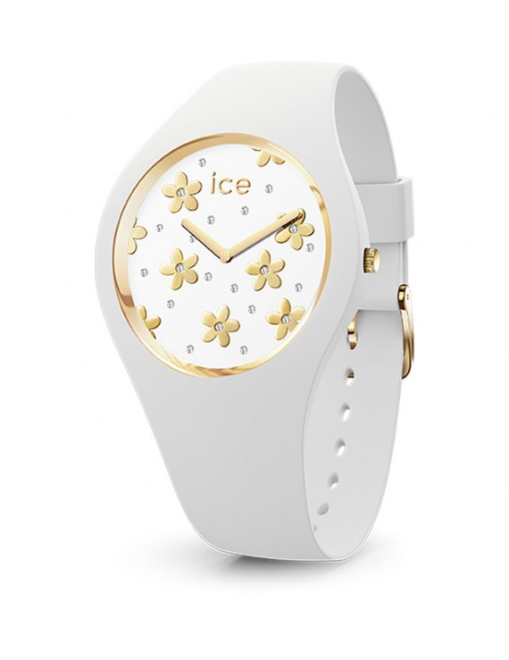 ICE flower-Precious white-Small 2H016658