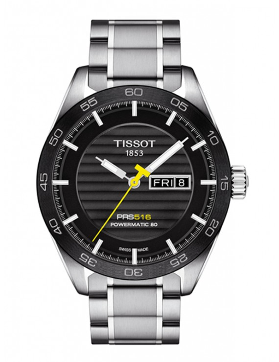 TISSOT PRS 516 POWERMATIC 80 Nr. T100.430.11.051.00