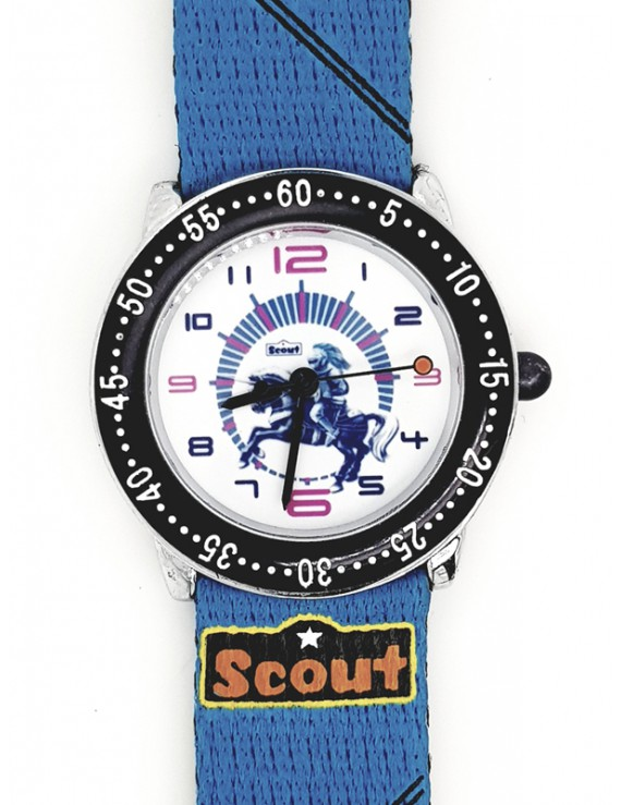 4026687064964 Scout Kinderuhr Ritter 378.029