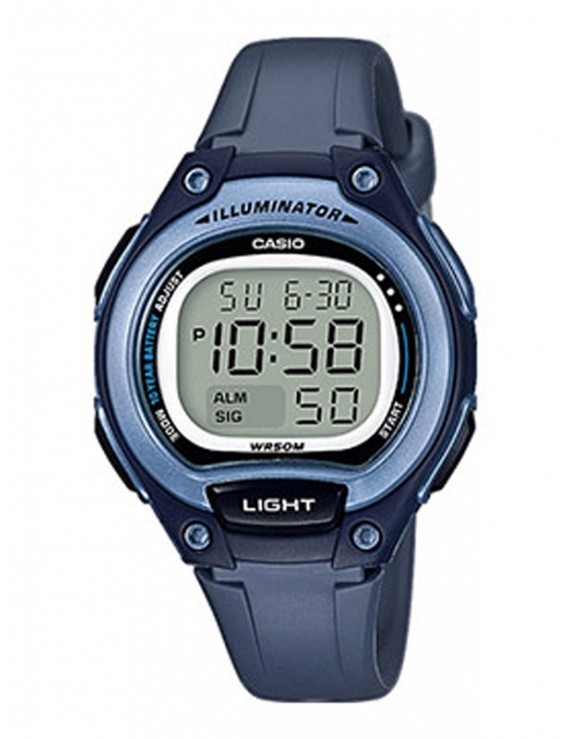 CASIO Collection LCD-Uhr LW-203-2AVEF