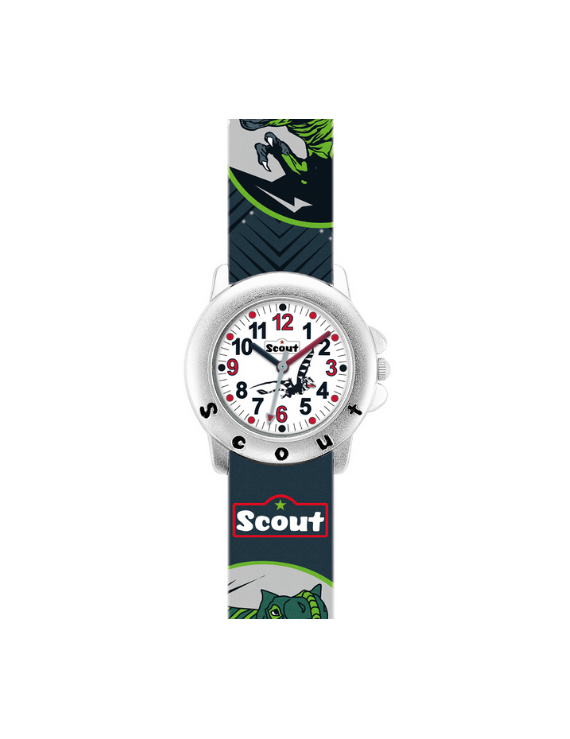 Scout Kinderuhr Star Kids 'Dino' 280393010