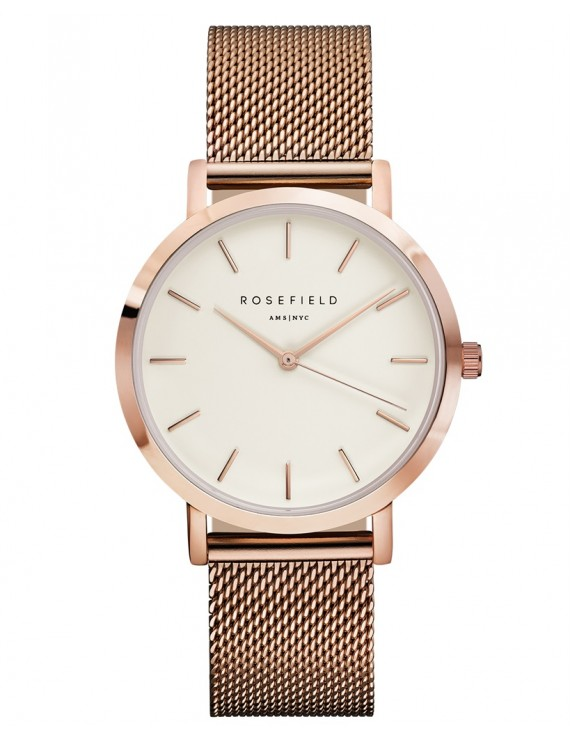 Rosefield The Mercer White Rosegold MWR-M42