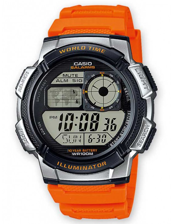 Casio Collection AE-1000W-4BVEF 4549526112133