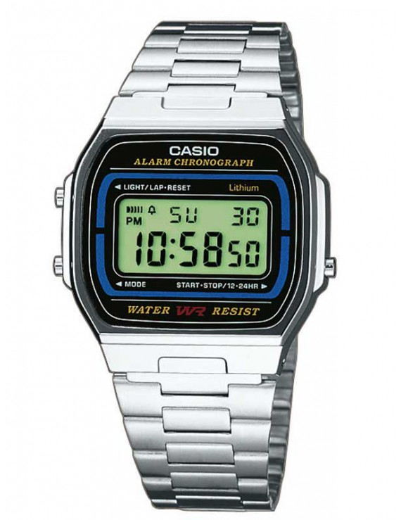 CASIO Collection A164WA-1VES 4971850437321