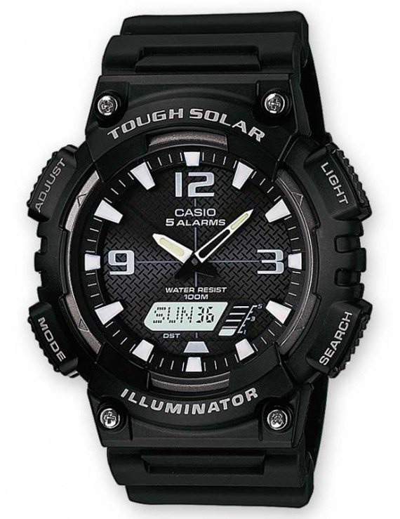 Casio Collection Solar-Uhr AQ-S810W-1AVEF