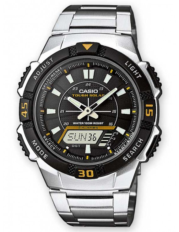 Casio Collection Solar-Uhr AQ-S800WD-1EVEF