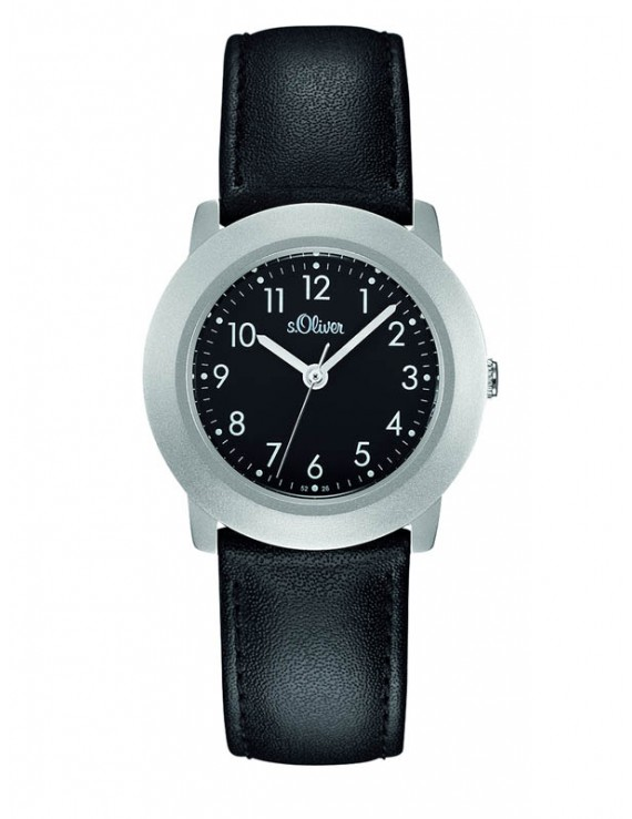 s.Oliver Damen-Armbanduhr SO-522-LQ